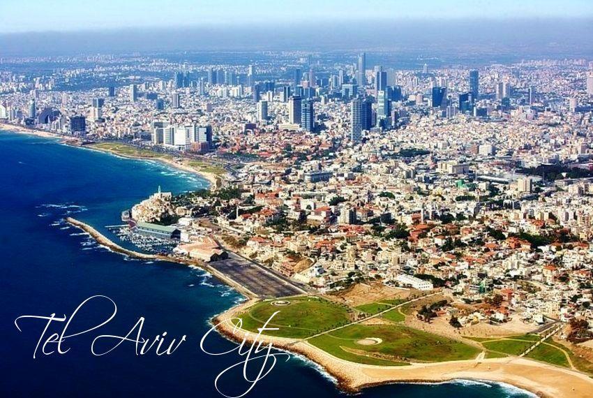 Tour a Tel Aviv - Antigua Jaffa