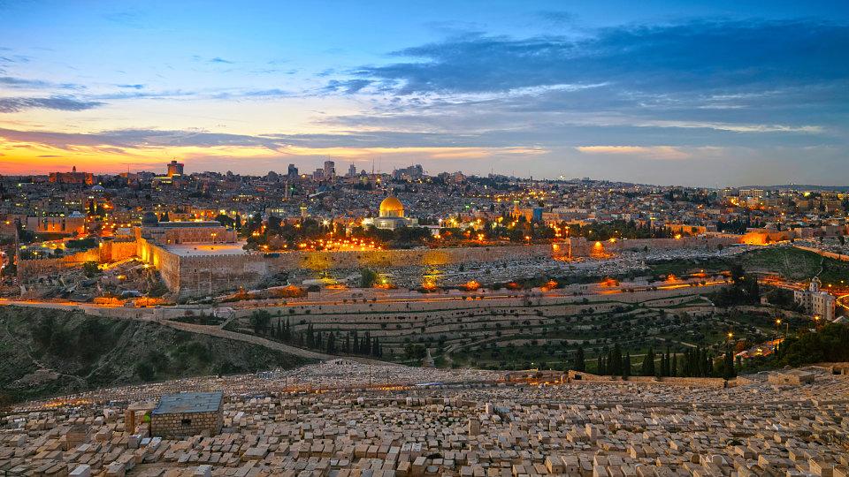 Tour a Jerusalén + Belén