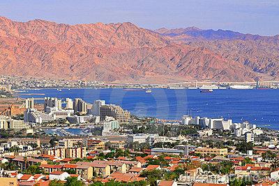 Eilat , Mar Rojo