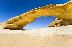 Puente en Roca , Wadi Rum