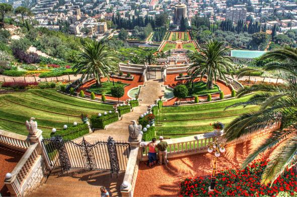 Tour a Cesárea + Haifa + Meggido