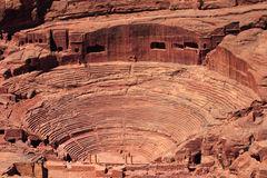 Anfiteatro romano en Petra