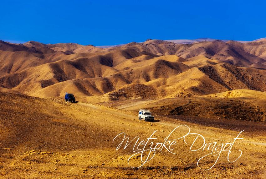 Desierto de Judea + Mar Muerto