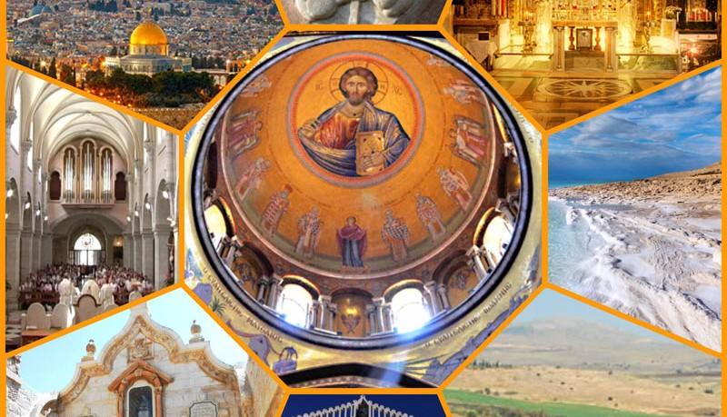 Peregrinacion a tierra santa