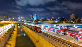 urban-night-view-tel-aviv-perspective-cityscape-city-intensive-traffic-highway-central-rail-station-river-41941997