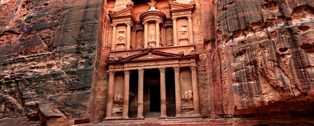 viajar a Petra desde Israel