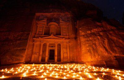Tour a Petra desde Tel Aviv