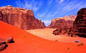 tour a Jordania