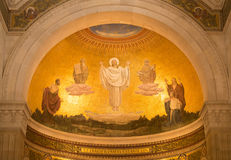 Fresco en Iglesia de la Transfiguración