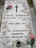 Tumba de Oskar Schindler