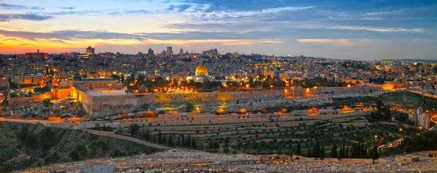viaje a jerusalen